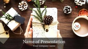 テーマ「クリスマスプレゼント」